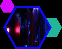 Спецэффекты: звуковые, световые, оптические